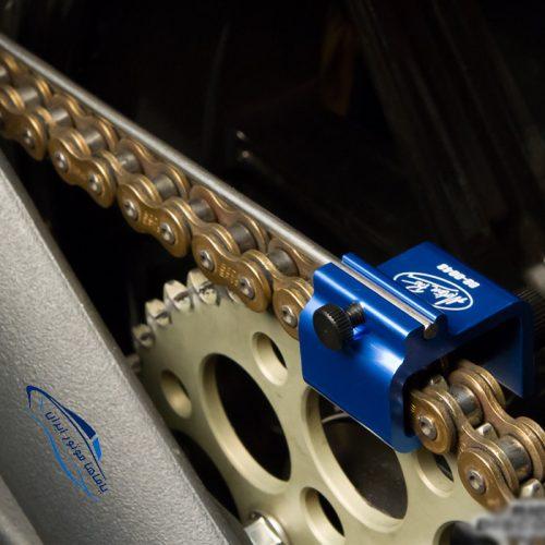 ابزار دقیق تنظیم زنجیر موتورسیکلت