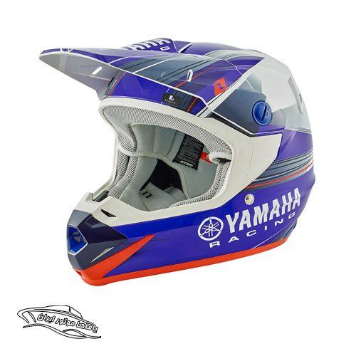 کلاه ایمنی yamaha racing