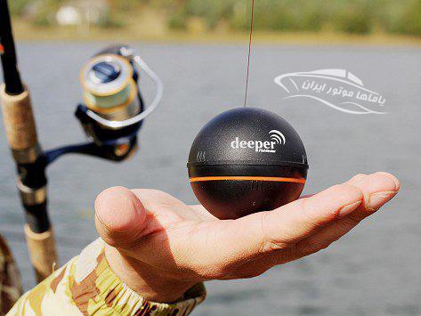 deeper fish finder