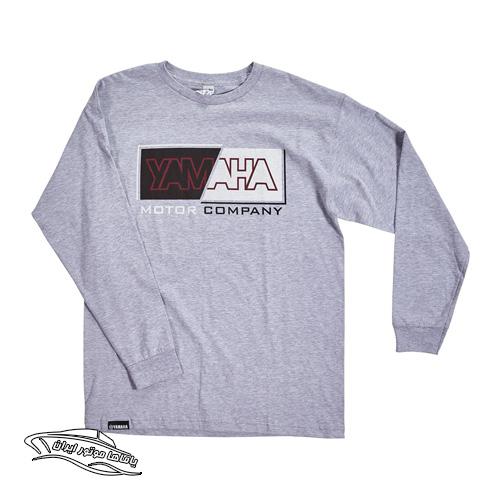 تی شرت طرح motor company یاماها