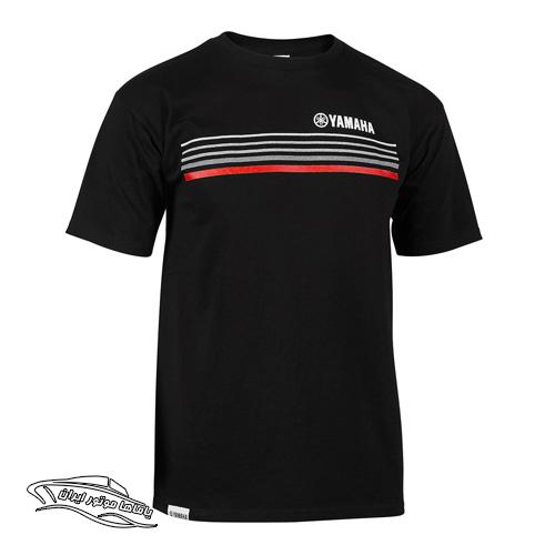 تی شرت طرح کلاسیک یاماها