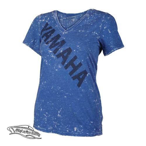 تی شرت Yamaha Burnout