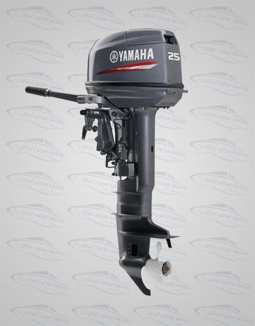 موتور قایق یاماها 25