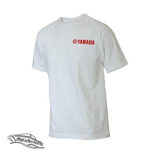 تی شرت طرح قرمز یاماها