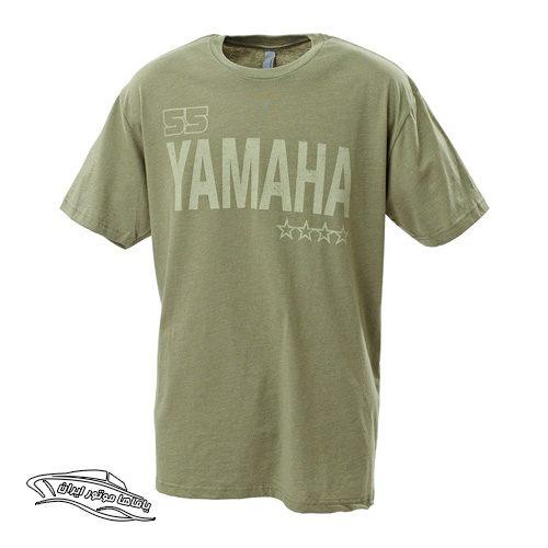 تی شرت طرح yamaha 55 یاماها