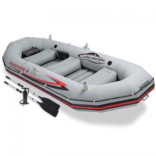 قایق بادی اینتکس مارینر 4