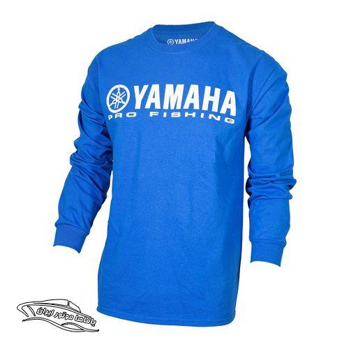 تی شرت آستین بلند ماهیگیری حرفه ای یاماها