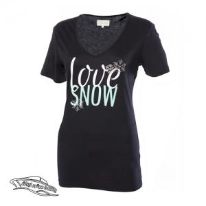 تی شرت Love Snow یاماها