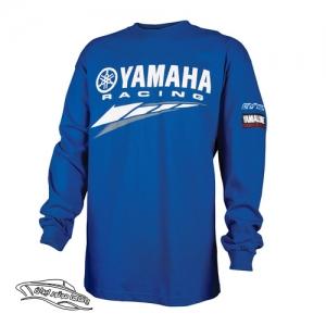 تی شرت آستین بلند yamaha racing