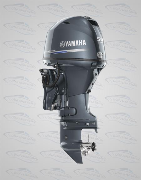 موتور قایق یاماها 50