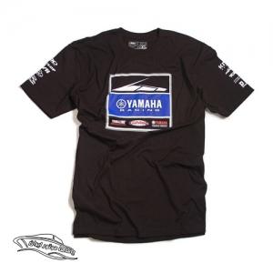 تی شرت مسابقه یاماها