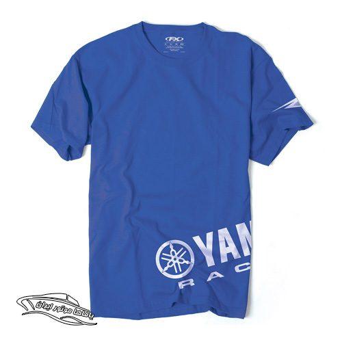 تی شرت طرح آبی یاماها
