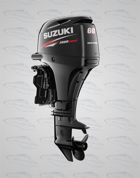 موتور قایق چهارزمانه سوزوکی