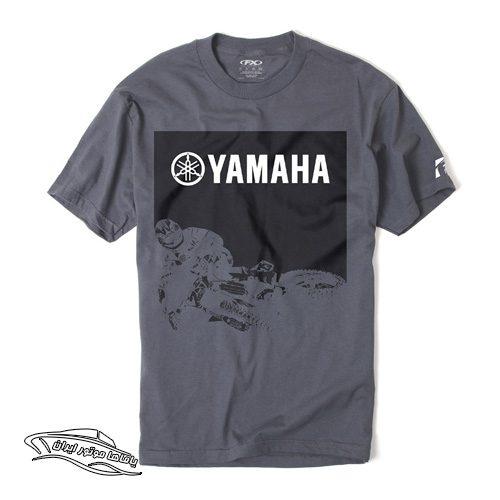 تی شرت طرح کراس یاماها