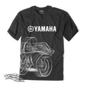 تی شرت طرح آنرود یاماها