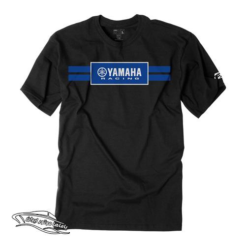 تی شرت مشکی یاماها