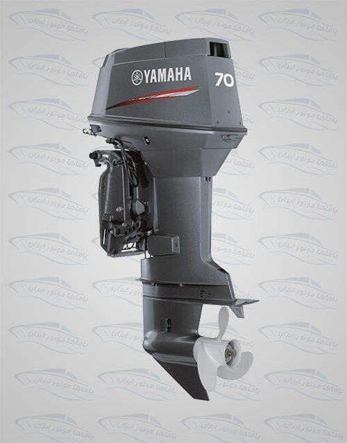 موتور قایق یاماها 70
