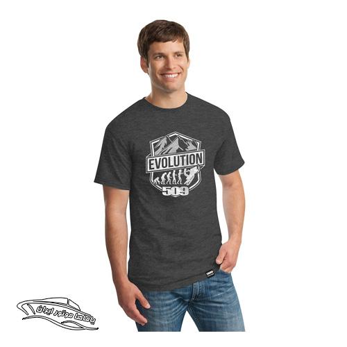 تی شرت طرح 509 یاماها