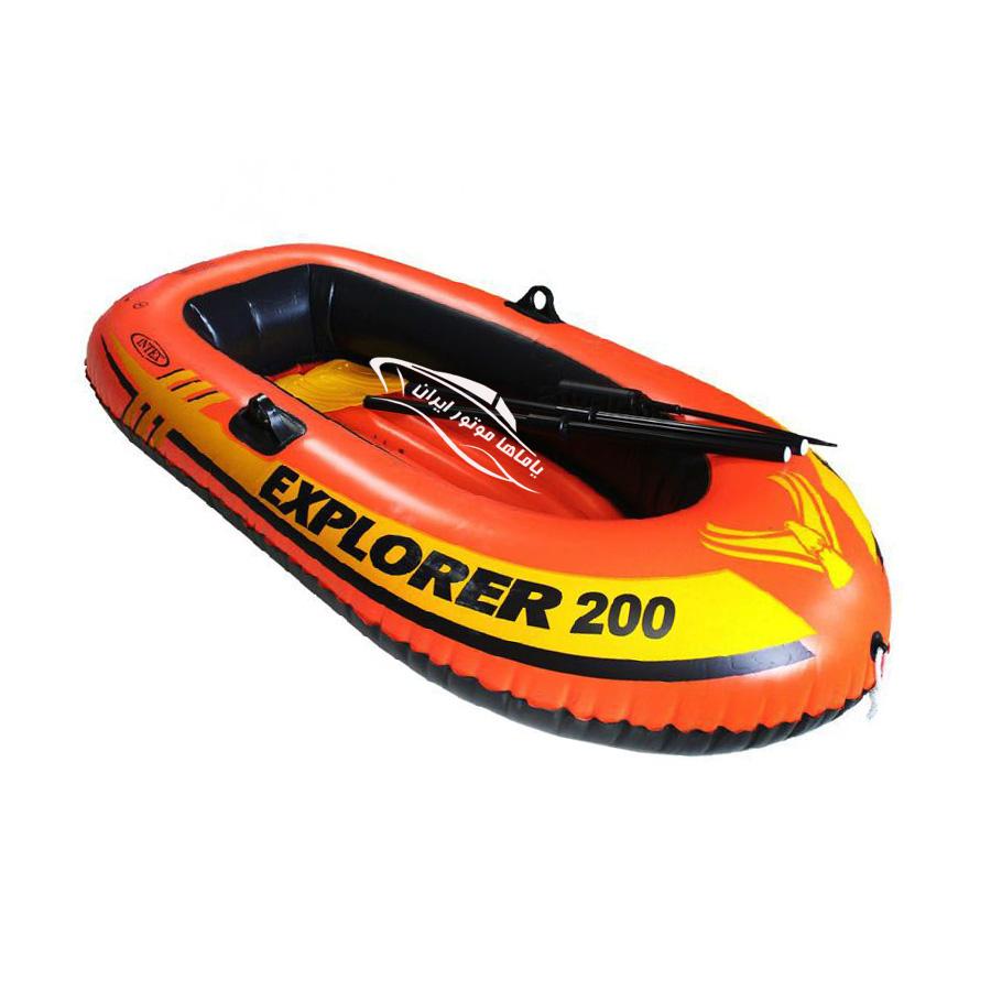 قایق بادی اینتکس explorer 2