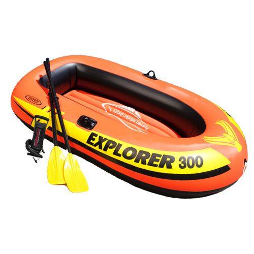 قایق بادی اینتکس explorer 3