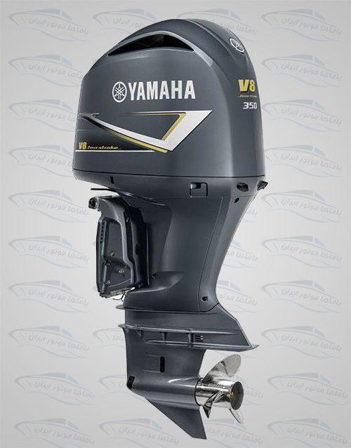 موتور قایق یاماها f350