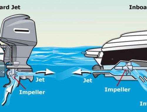 جت درایو(Jet drives) چیست؟
