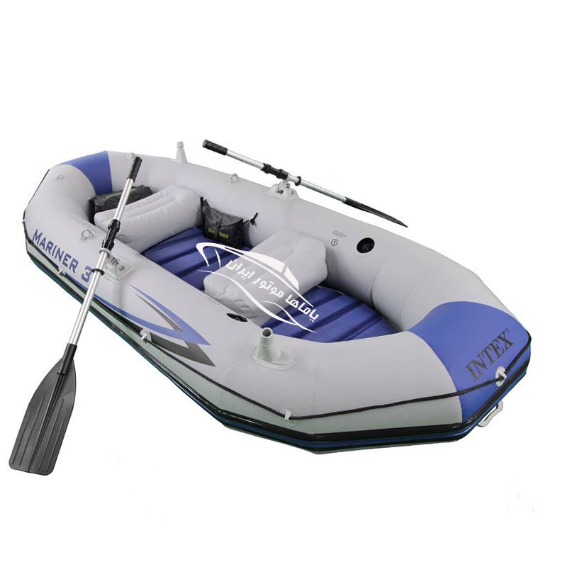 قایق بادی اینتکس mariner 3
