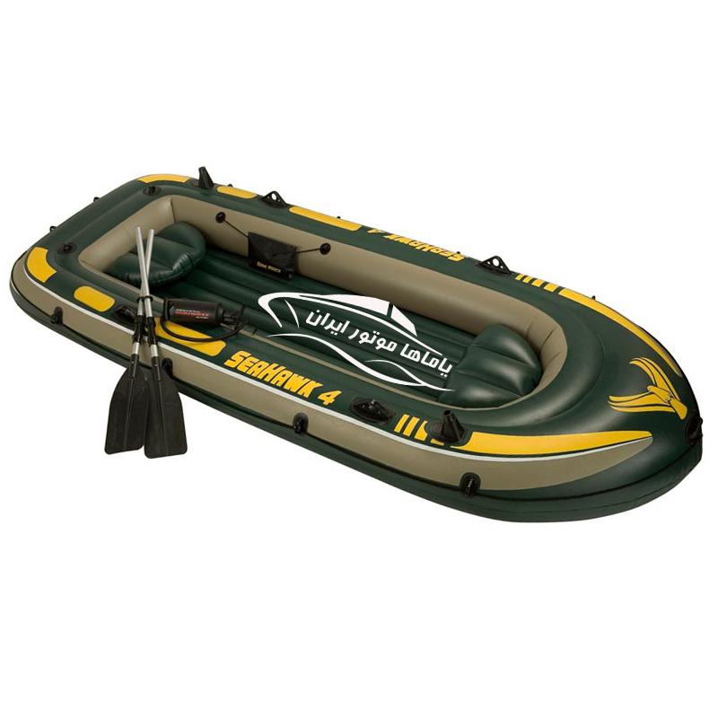 قایق بادی اینتکس seahawk 4
